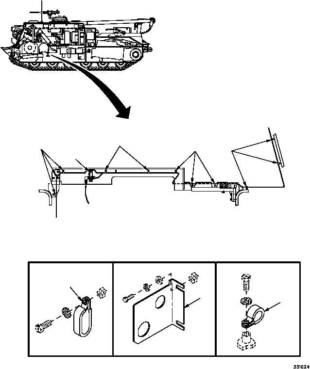 Figure 437. Enhanced Diagnostics System Wiring Harness