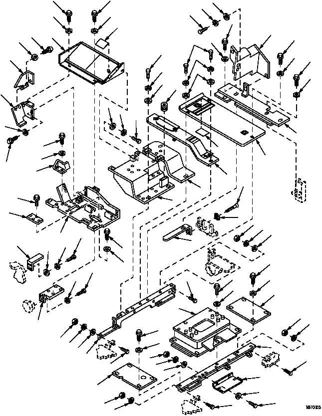 Figure 248. Subfloors and Related Parts