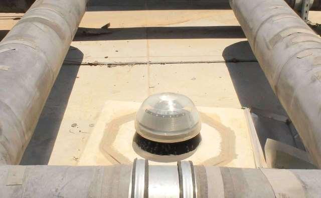 Solatube installation