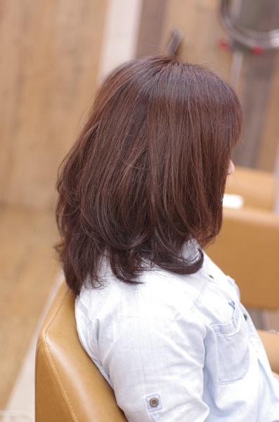 【RecRe hair】イルミナオーキッド