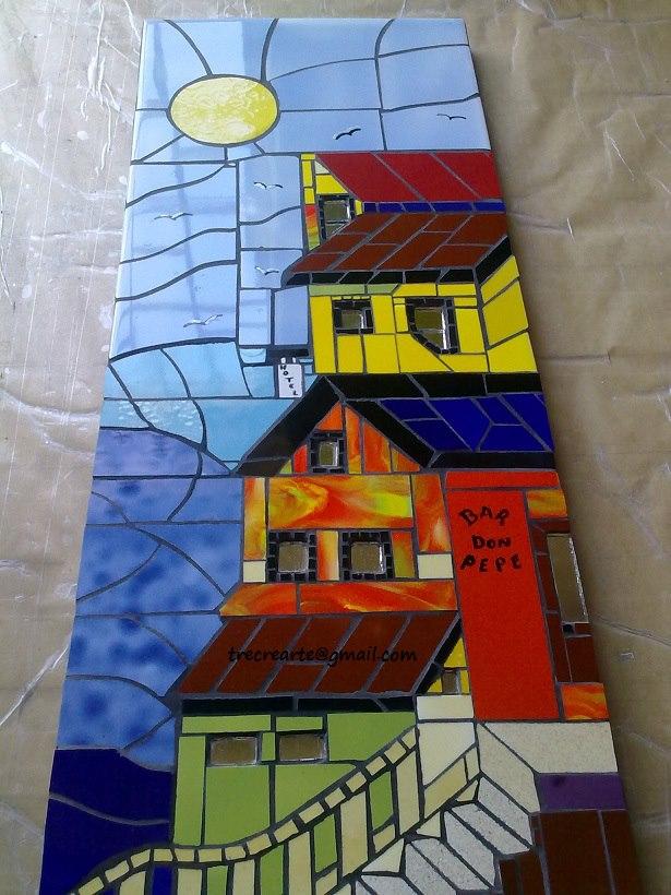 Azulejos Para Mosaico San Bernardo