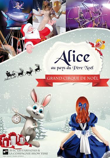 Alice Au Pays Du Pere Noel : alice, Alice, Père, Noël, Récréatiloups