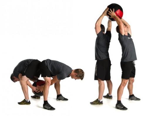 Valentines Day Partner Exercise Recreation