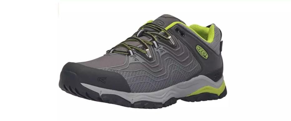 KEEN Men's Aphlex Waterproof Sneaker