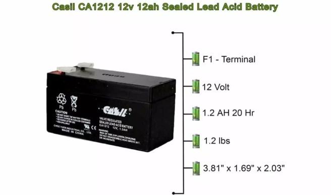 Sealed Lead Acid