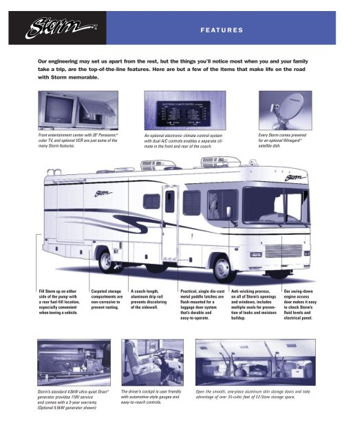 small resolution of fine 1992 southwind motorhome wiring diagram component 1988 pace arrow eleganza