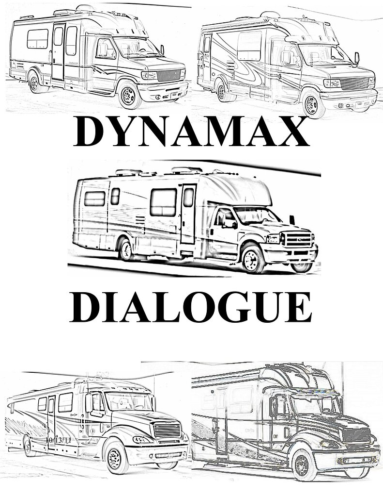 2004 Dynamax Supplemental Owners Manual Brochure