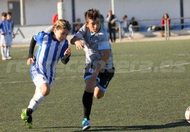 El Alevín A participa en el Torneo Jóvenes Promesas