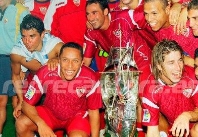 Recre y Sevilla jugarán el Trofeo Colombino