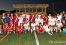 El Atlético Onubense intensifica su trabajo de pretemporada