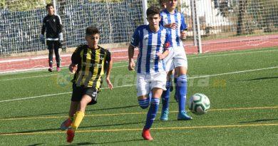 El infantil Alberto Merchán ficha por el Villarreal