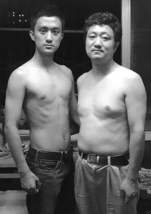 father and son nudist tumblr