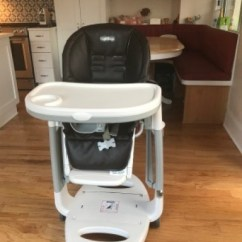 Peg Perego Tatamia High Chair Eames Lounge And Ottoman Gently Used Highchairs Available In 10023 Within Nyc