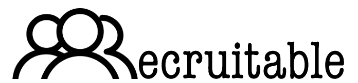 Recruitable logo