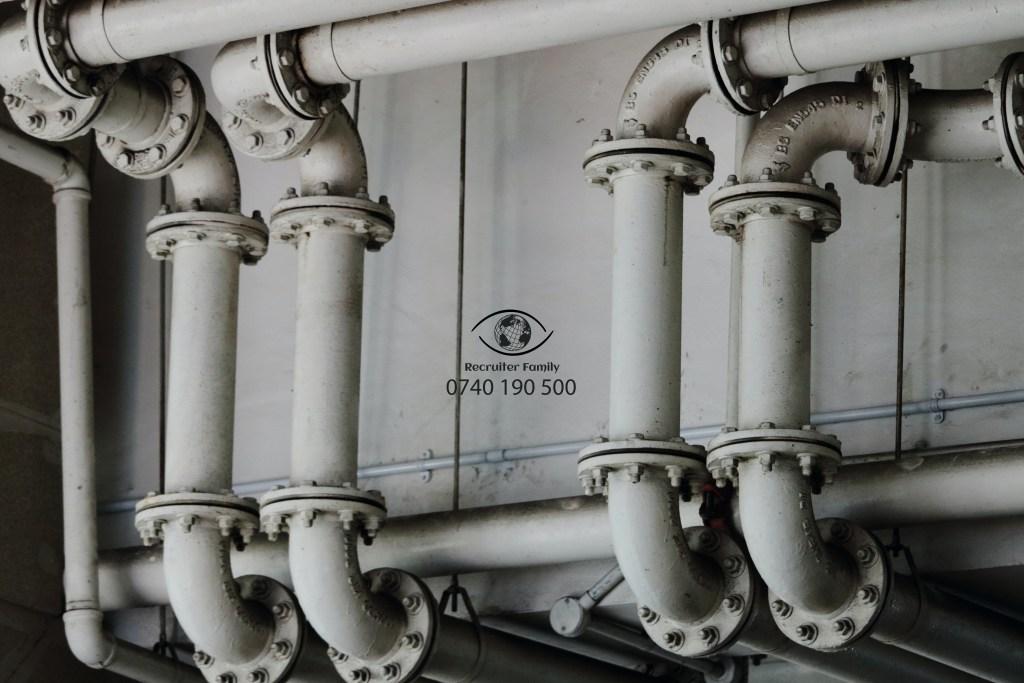 Instalatori sanitar si sisteme incalzire pentru Franta