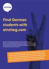 thumbnail of Find german students with einsteg.com