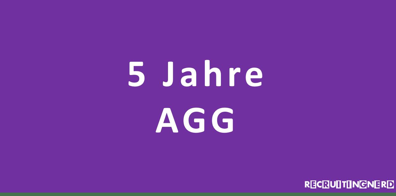 Mehr als 5 Jahren AGG – Was hat sich bei Stellenanzeigen verändert?