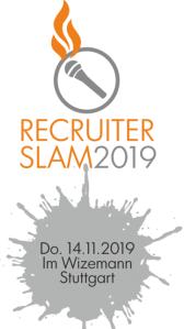 Der Recruiter Slam 2019 lädt ein