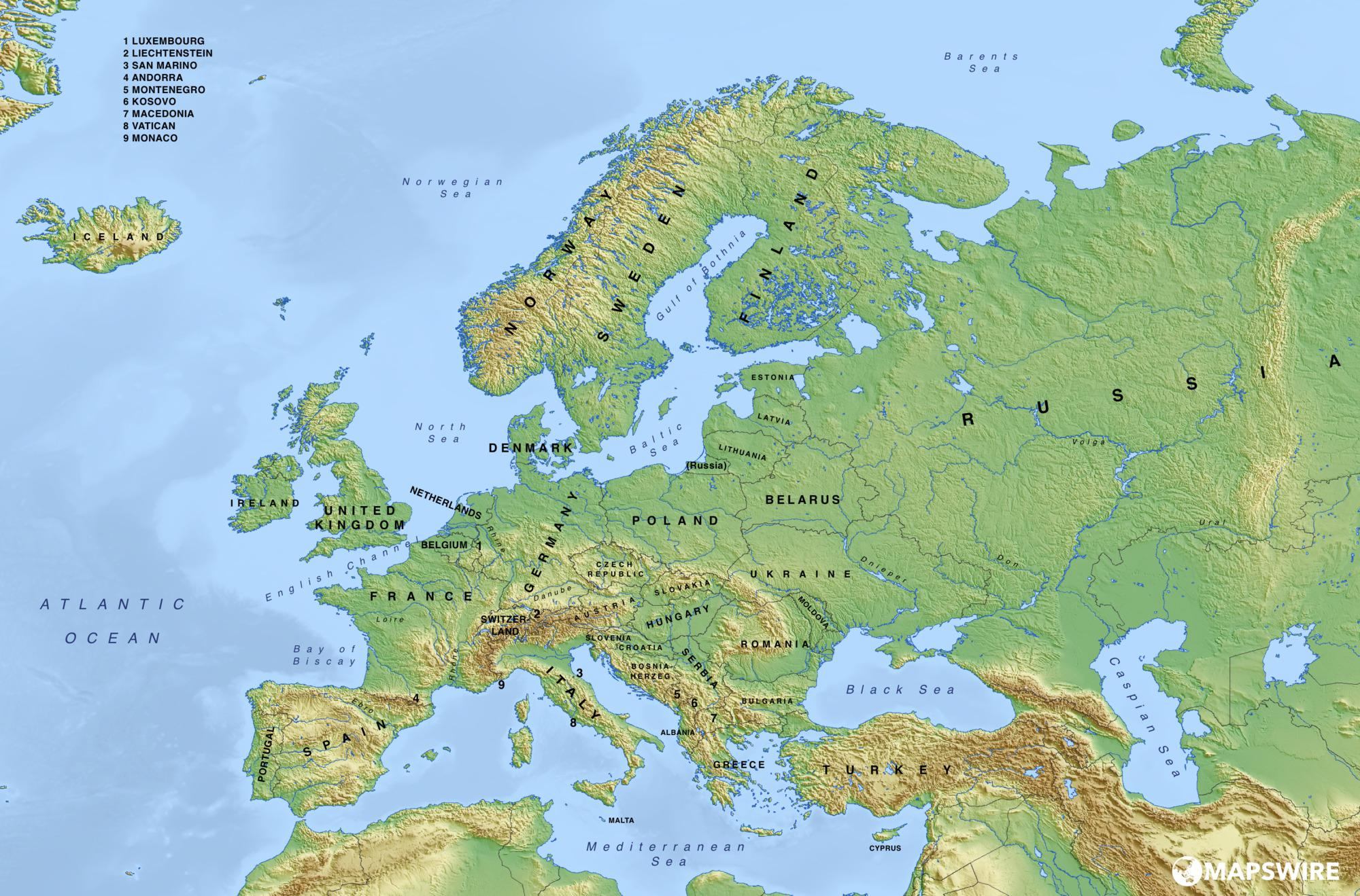 Europe Identified As The Most Complex Payroll Region In