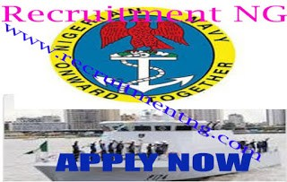 Benue State List for Nigerian Navy Recruitment Interview 2017