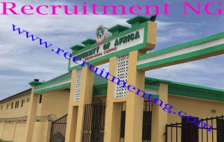 Academic And Non Academic Vacancies at University Of Africa
