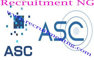 2018 Available Job At ASC Nigeria Ltd (Oil Servicing/ Offshore Energy/Up And Down Stream)