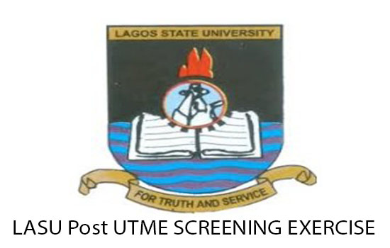 LASU Post UTME SCREENING EXERCISE For 100-200 Candidate