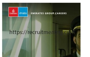 Senior Customer Sales & Service Agent at Emirates
