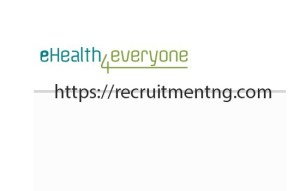 Project Assistant at eHealth4everyone