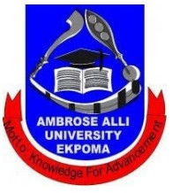 Ambrose Alli University Departmental Cut-off marks for the 2018/2019 academic