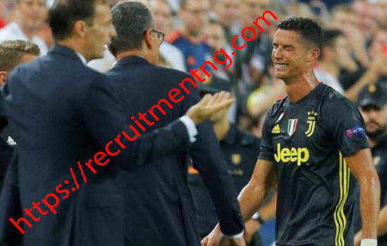 Will Juventus forward Cristiano Ronaldo miss Manchester United game?