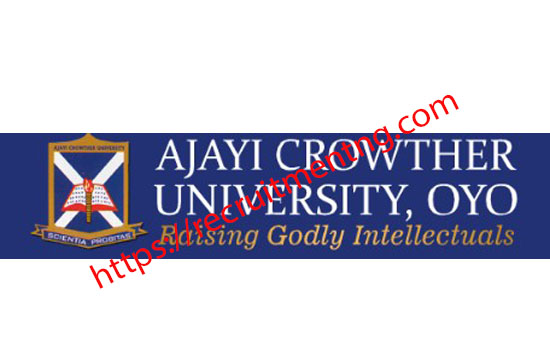 Ajayi Crowther University Academic Calendar for 2018/19 Session