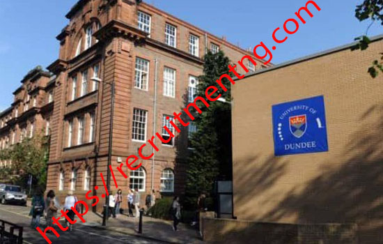 Africa Scholarships At University Of Dundee, UK 2019