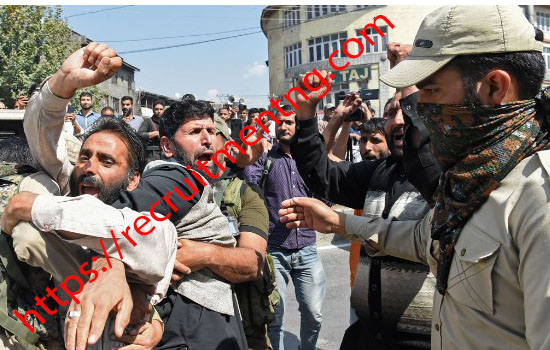 Three police abducted and killed in Indian Kashmir