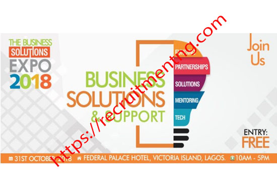Business Solutions Expo 2018