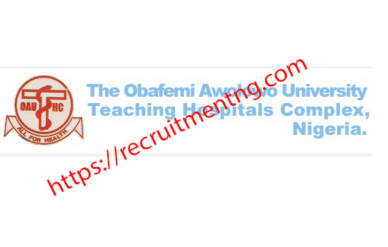 OAUTHC Basic school of Nursing admission list 2018/19