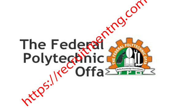 Offa Poly ND Admission List, 2018/2019
