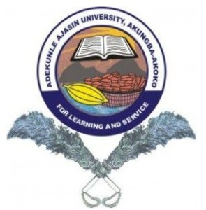 2018/2019 (AAUA) Departmental Cut Off For Admission Exercise