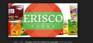 Female Sales Representative at Erisco Foods Limited
