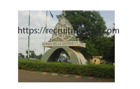 2018/2019 Ahmadu Bello University Entrance Dates, Requirements