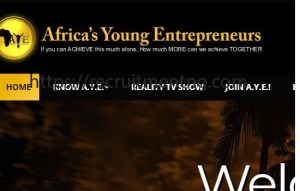Events Manager at Africa's Young Entrepreneurs