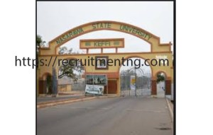 2018/2019 Nasarawa State University, Keffi Admission List