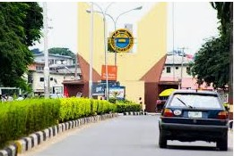 Senior Lecturer (French) at the University of Lagos