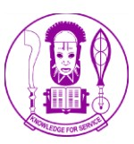 UNIBEN Acceptance Fee for Admission 2018/2019