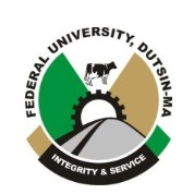 (FUDUTSINMA) Pre-Degree & Remedial 3rd, Admission Lists for 2018/2019 [UPDATED]