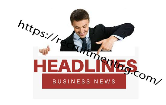 Business News today'sHeadlines 15th February 2019