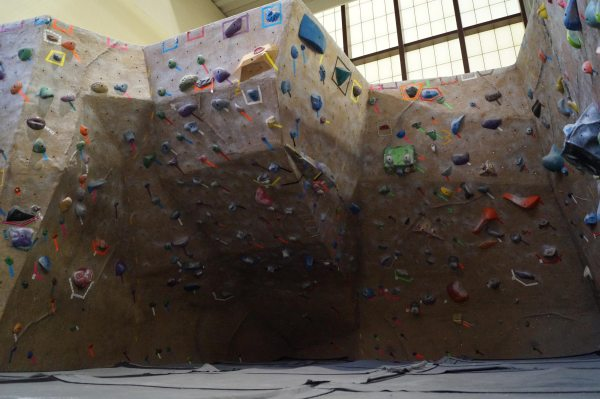 Indoor Climbing Texas & Rec Sports