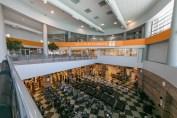 TRECS lobby area