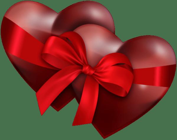 Saint Valentin Coeurs Pleins Rouge Page 11