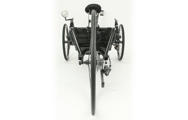 Catrike 700 rear